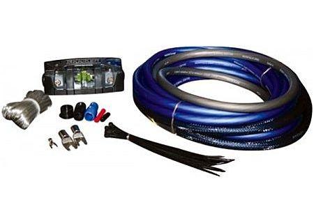 Kicker - 09PK4 - Car Audio Cables & Connections