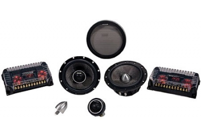 Kicker - 09QS652 - 6 1/2 Inch Car Speakers
