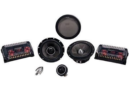 Kicker - 09QS652 - 6 1/2 Inch Car Speakers