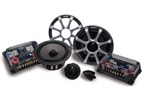 Kicker - 09RS652 - 6 1/2 Inch Car Speakers