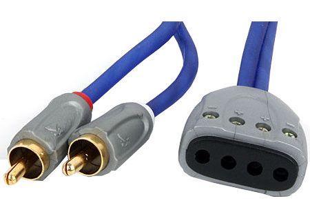 Kicker - 09ZISL - Car Audio Cables & Connections