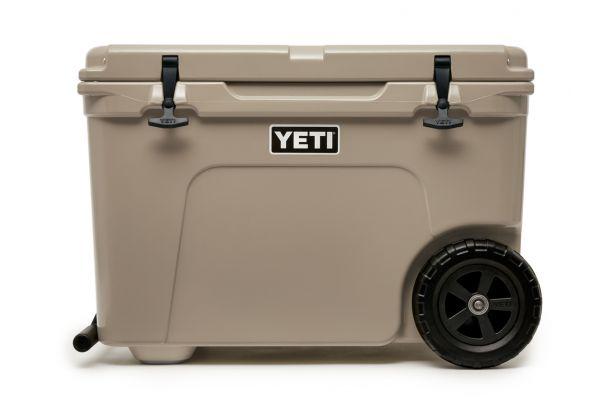 Large image of YETI Tan Tundra Haul Cooler - 10060010000