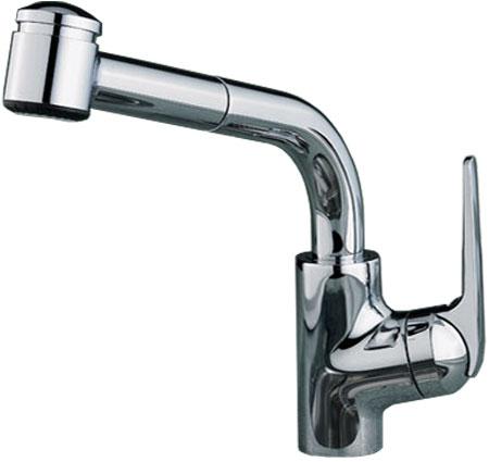 Kwc Domo Series Pull Out Spray Splendure Kitchen Faucet 10 061 003 127