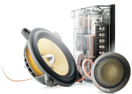 Focal - 100 KRS - 4 Inch Car Speakers