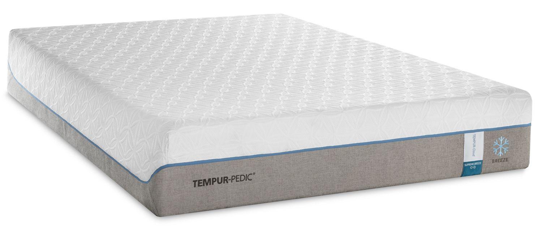 Tempur Pedic Cloud Supreme Breeze 2 0 King Mattress 10103270