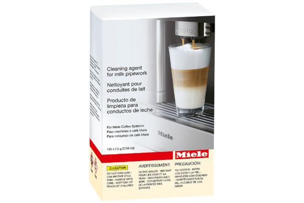 Large image of Miele Cleaning Agent for Milk Pipework - 10182210