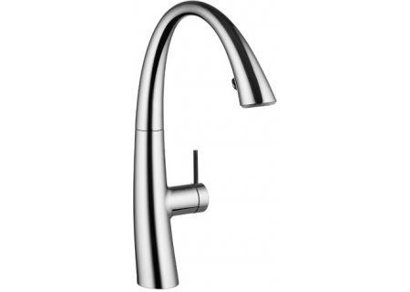 KWC Zoe Splendure Stainless Steel Single Lever Faucet - 10201102127