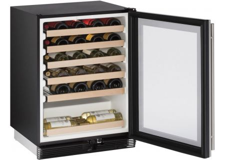 U-Line - U-1024WCS-00A - Wine Refrigerators and Beverage Centers