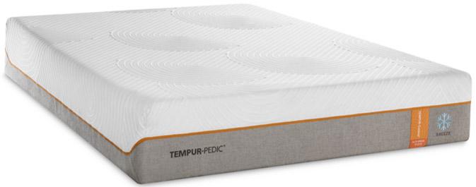 Tempur Pedic TEMPUR Contour Breeze Mattress