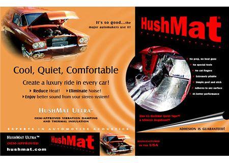 HushMat - 10500 - Sound Dampening