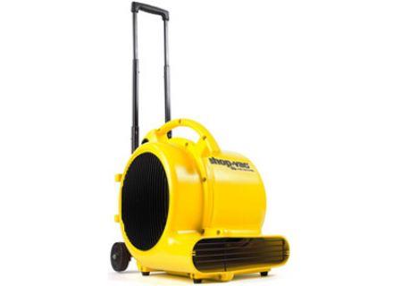 Shop-Vac Yellow Air Mover - 103-01-00