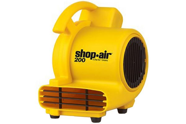 Large image of Shop-Vac 200 Max. CFM Air Mover - 1030300
