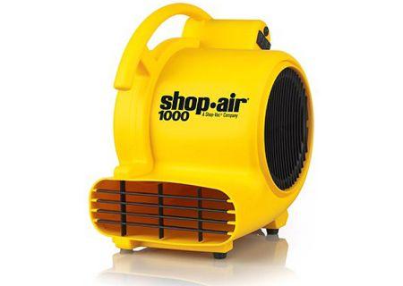 Shop-Vac 1000 Max. CFM Air Mover - 1030400