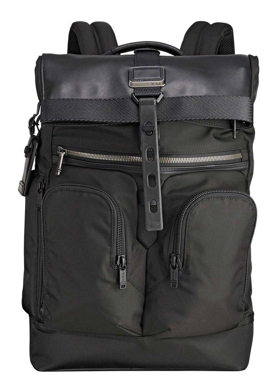 Tumi Alpha Bravo London Roll Top Backpack 1033021041