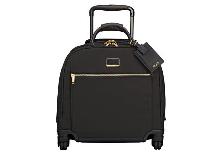 Tumi Larkin Black Simone Compact Carry-On - 103392-1041
