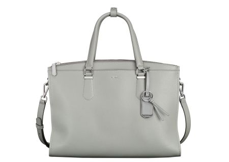 Tumi Stanton Light Grey Esme Business Brief - 103395-1508