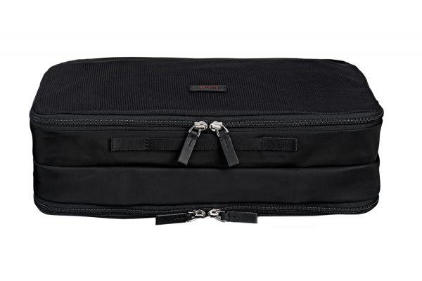 Large image of TUMI Travel Accessory Black Large Double-Sided Packing Cube - 1035451041