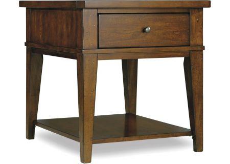 Hooker Furniture Living Room Wendover End Table - 1037-81113