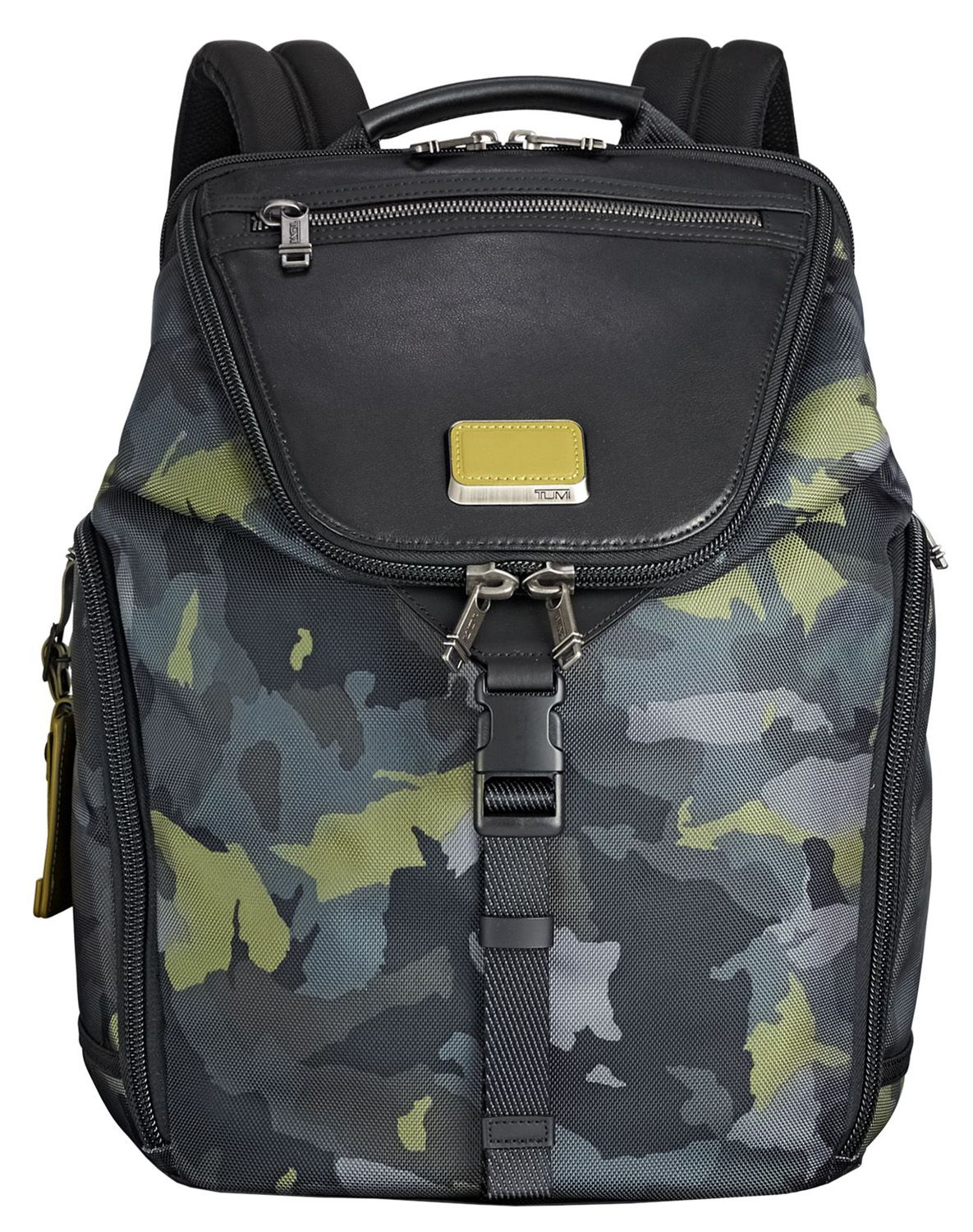 Tumi Alpha Bravo Green Camo Willow Backpack - 103707T619
