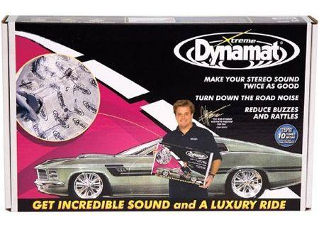 Dynamat - 10465 - Sound Dampening