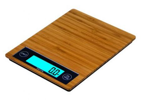 Taylor Digital Bamboo Kitchen Scale - 1052BM