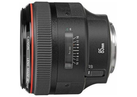 Canon EF 85mm f/1.2L II USM Camera Lens - 1056B002