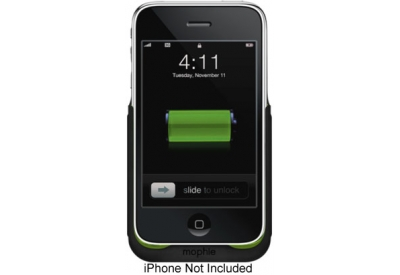 mophie - JP-IP3G-BLK - Cellular Carrying Cases & Holsters