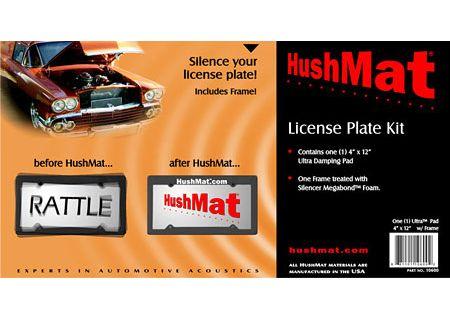 HushMat - 10600 - Sound Dampening
