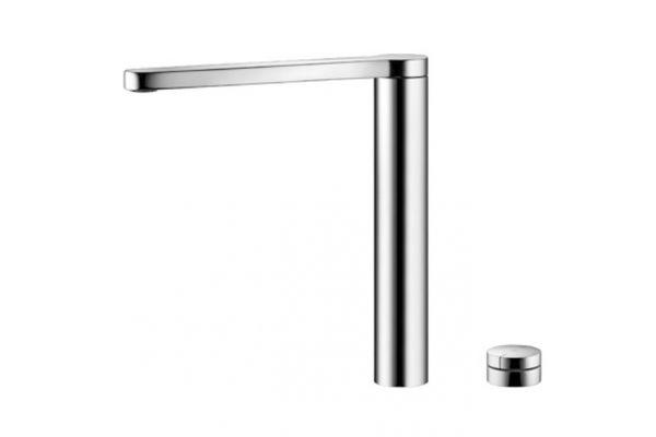 KWC Chrome ONO Touch Light PRO Kitchen Faucet - 10.652.012.000