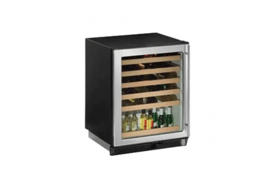 U-Line - 1075WC LEFT - Wine Refrigerators / Beverage Centers