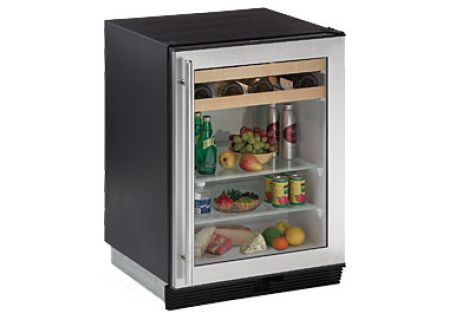 U-Line - 1075BEV - Wine Refrigerators and Beverage Centers