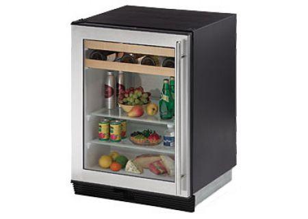U-Line - 1075BEV - Compact Refrigerators