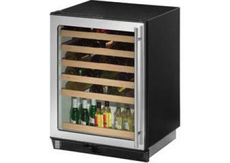 U-Line - 1075WC - Wine Refrigerators and Beverage Centers