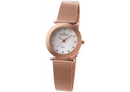 Skagen - 107SRRD - Womens Watches