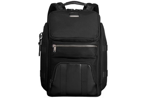 Large image of TUMI Alpha Bravo Black Tyndall Utility Backpack - 1097231041
