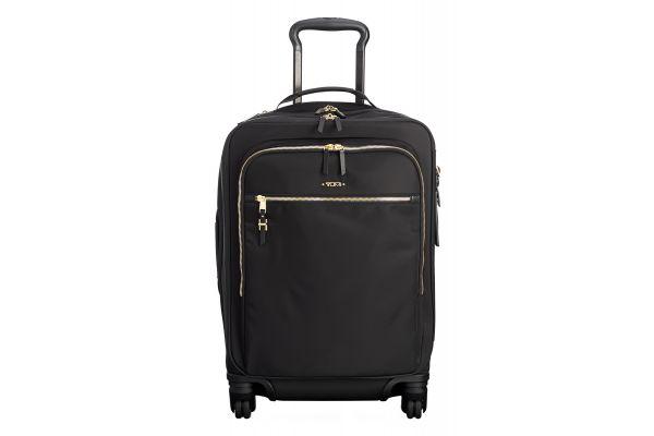 Large image of TUMI Voyageur Black Tres Leger International Carry-On - 1099991041