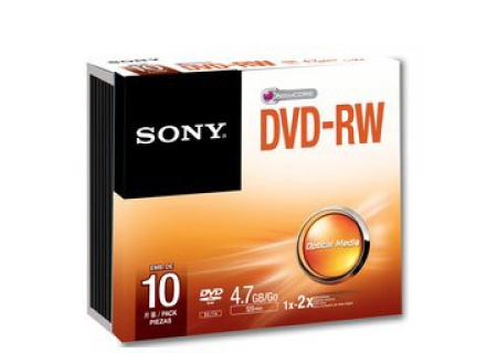 Sony - 10DMW47SS - Recordable Media