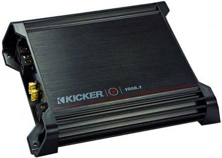 Kicker - 10DX10001 - Car Audio Amplifiers