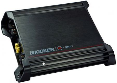 Kicker - 10DX5001 - Car Audio Amplifiers