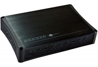 Kicker - 10IX5004 - Car Audio Amplifiers
