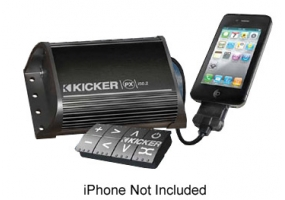 Kicker - 10PXI502 - Mobile iPod Adapters