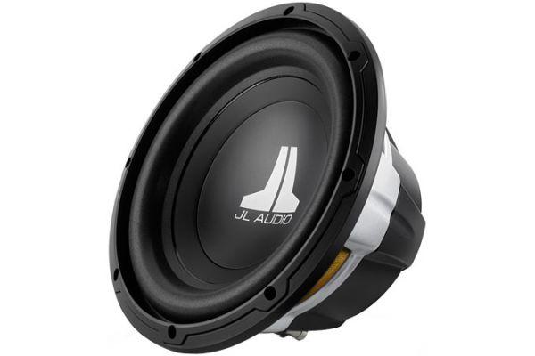 """Large image of JL Audio 10"""" W0v3 Series Mobile Subwoofer - 92165"""