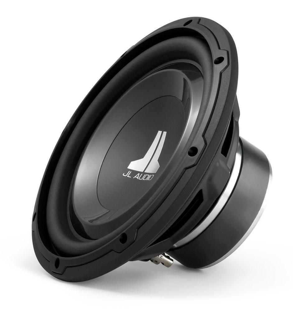 Jl audio 10 quot black car subwoofer 10w1v3 4 abt
