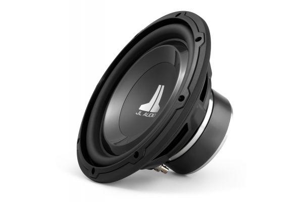 """Large image of JL Audio 10"""" Black Car Subwoofer - 92081"""