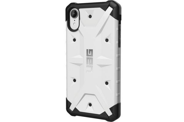 Urban Armor Gear White Pathfinder Series iPhone XR Case - 111097114141