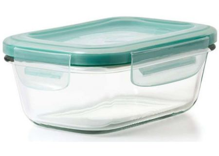OXO Good Grips 4 Oz Cup SNAP Glass Rectangle Container - 11174300