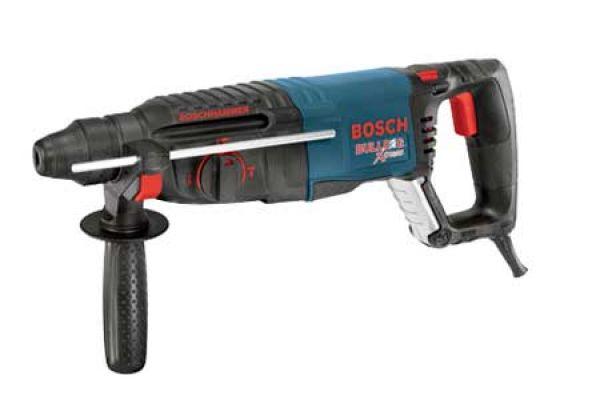 "Large image of Bosch Tools 1"" SDS-Plus Bulldog Xtreme Rotary Hammer - 11255VSR"