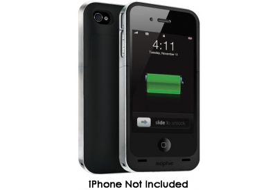 mophie - 1145JPAIP4BLK - iPhone Accessories