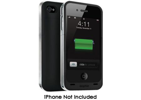 mophie - 1145JPAIP4BLK - Cell Phone Cases