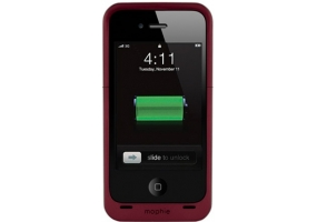 mophie - 1148JPAIP4PRED - iPhone Accessories